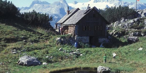 NATURFREUNDE Sarsteinhütte