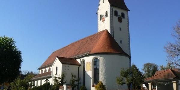 Kirche St. Johannes und Mauritius