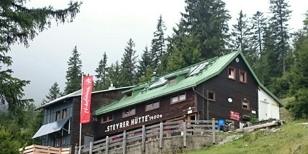 NATURFREUNDE Steyrer Hütte