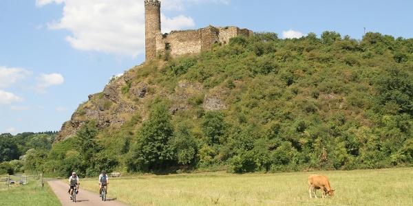 Burg Ardeck, Holzheim
