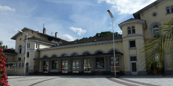 Schleifenroute - Bad Ems Bahnhof