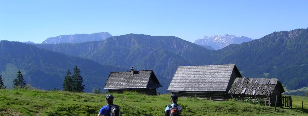Im Naturpark Steirische Eisenwurzen (c) Ernst Kren