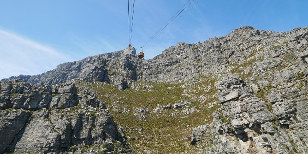 Table Mountain Aerial Cabelway