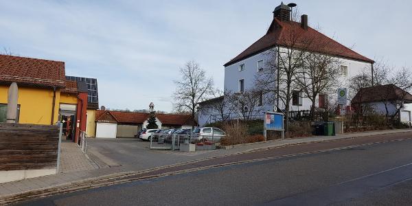 Ziel in Lindelburg