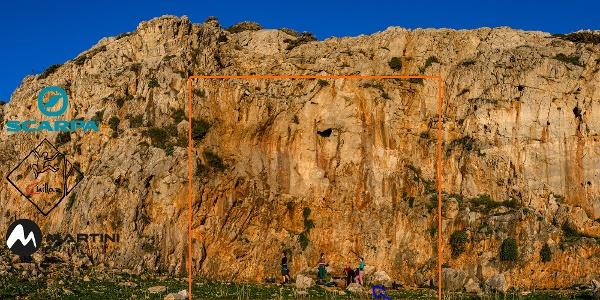 Calamancina Zoo - Klettergarten auf Sizilien Fototopo