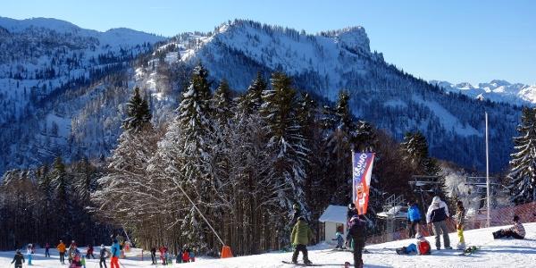 Jagerspitz-Bergstation 1265m