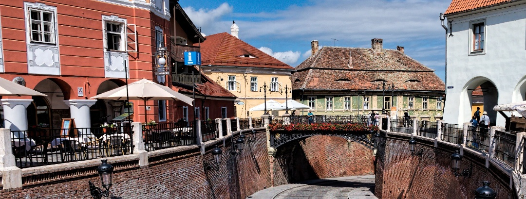 The Liars Bridge (Bridge of Lies) Sibiu