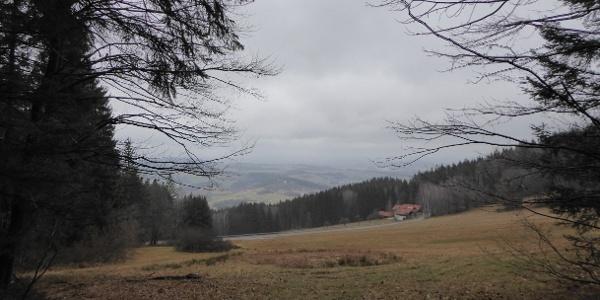 Aussichtspunkt bei Zellerwies