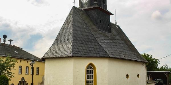 Dorfkirche St. Martin in Gräfenwarth bei Schleiz