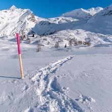 Schneeschuhtrail Simplon