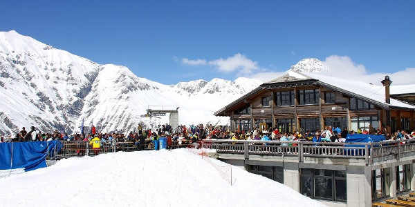 Bergrestaurant Sillerenbühl.