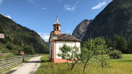 Chapel in Hofgarten