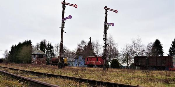 Railway station Sourbrodt