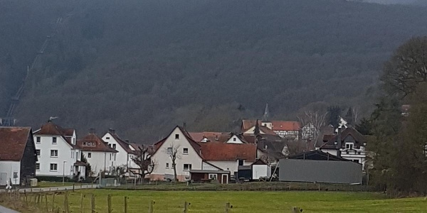 Blick auf Hemfurth-Eder