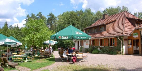 PWV Hütte im Schneiderfeld