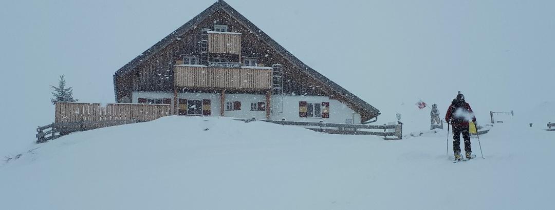 Potsdamer Hütte ein Sellrainer Kleinod