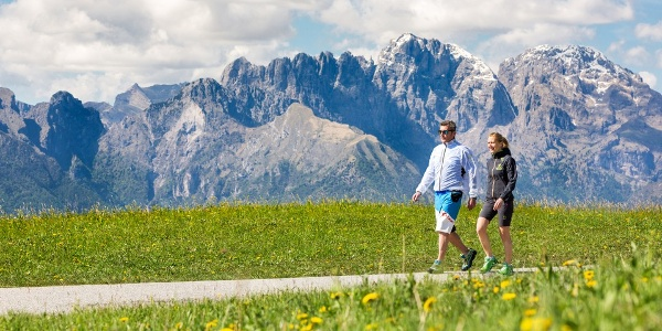 Cammino delle Dolomiti
