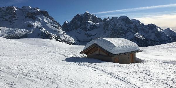 """""""Malga Fevri"""" alpine hut"""