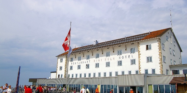 Hotel Rigi Kulm.