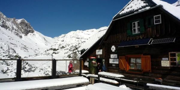 Dullwitz: Voisthaler Hütte