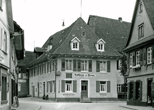 Heinrich Hansjakob Geburtshaus
