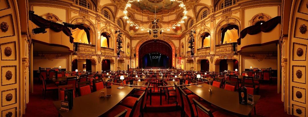 Theatersaal GOP Kaiserpalais Bad Oeynhausen
