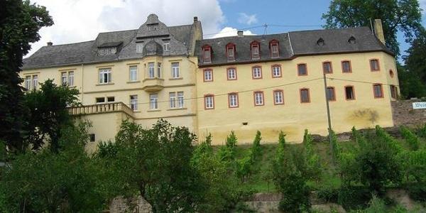 Kloster Siebenborn an der Mosel