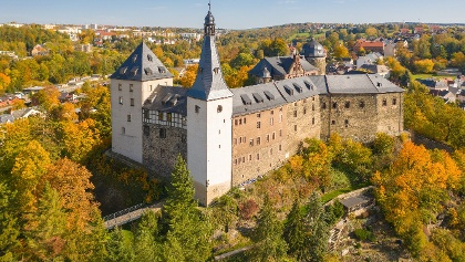 Burg Mylau