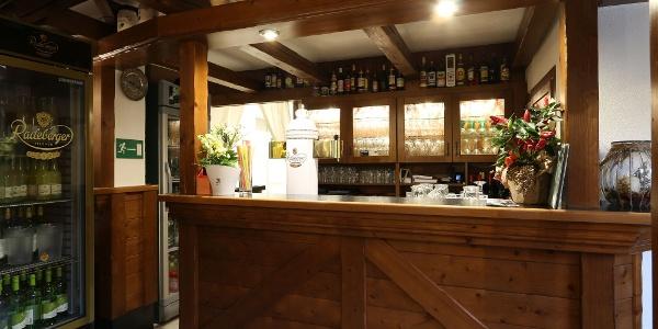 Tresen Gaststätte Waldblick Geyer