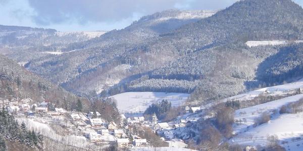 Bad Peterstal im Winter
