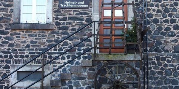 Heimatmuseum Fassade