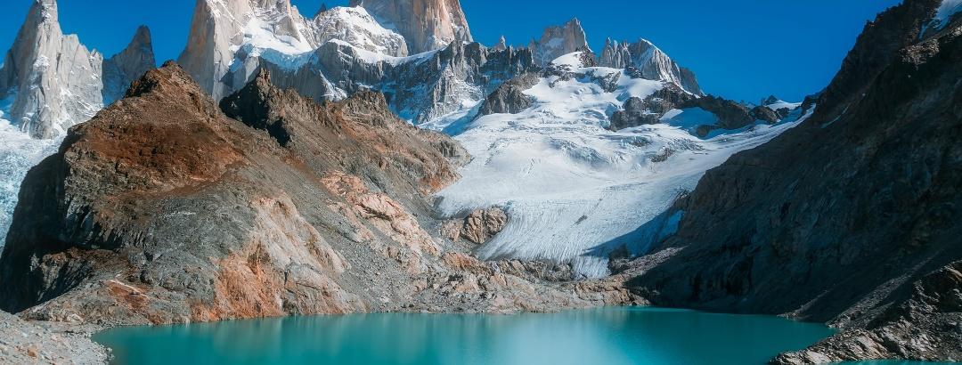 Monte Fitzroy in Argentina