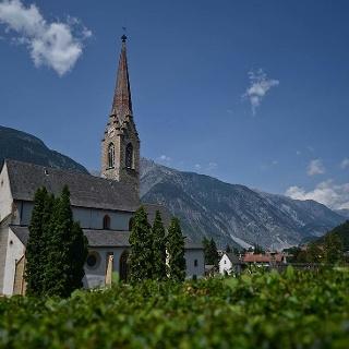 Day 3 of the 2013 Salomon 4 Trails Imst to Landeck, Austria