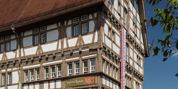 """Stadt- und Fachwerkmuseum """"Alte Universität"""" in Eppingen"""