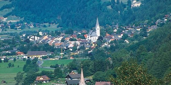 Rückblick auf Obervellach