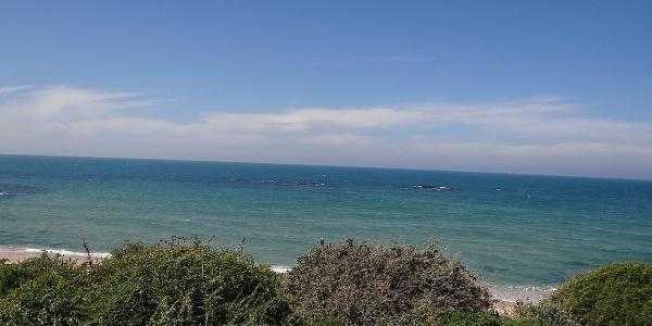חוף פלמחים בסמוך ליבנה ים