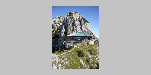 Tegernseer Hütte am Roß- und Buchstein