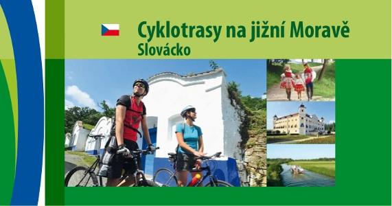 Cyklotrasy na jižní Moravě Slovácko