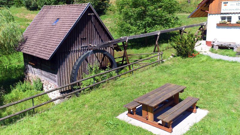 Straßerhofmühle Hornberg