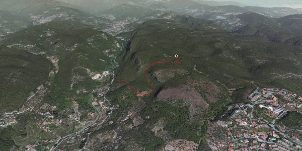 Mountain bike in Riviera delle Palme: 51 - Dolmen