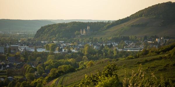 Blick auf Bad Hönningen