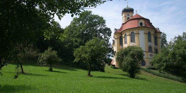 Walfahrtskirche in Maria Steinbach