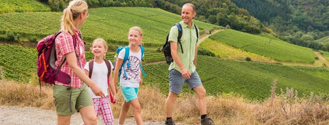 Wanderung im Saffenburger Ländchen