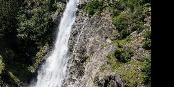 Terrainkurweg 6 - Partschins - Vertigen - Partschinser Waalweg - Partschinser Wasserfall