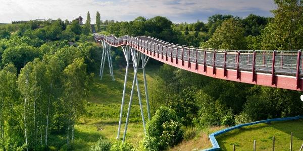 Drachenschwanzbrücke Ronneburg