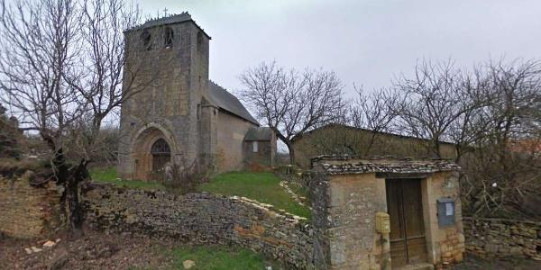 Eglise à Ferrière