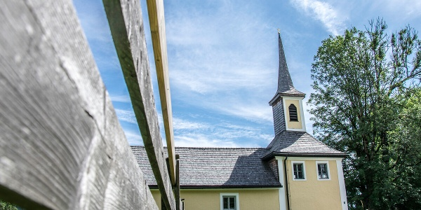 Wallfahrtskirche Maria Hilf Loipl