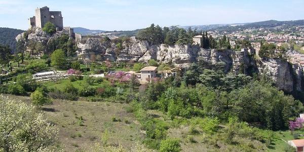 Cité médiévale de Vaison-la-Romaine