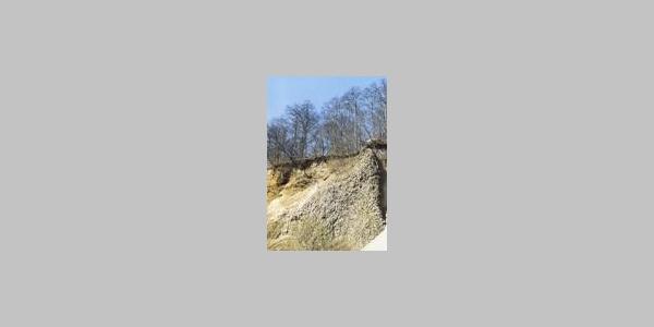 Steinbruch am Hohen Hagen nahe Dransfeld