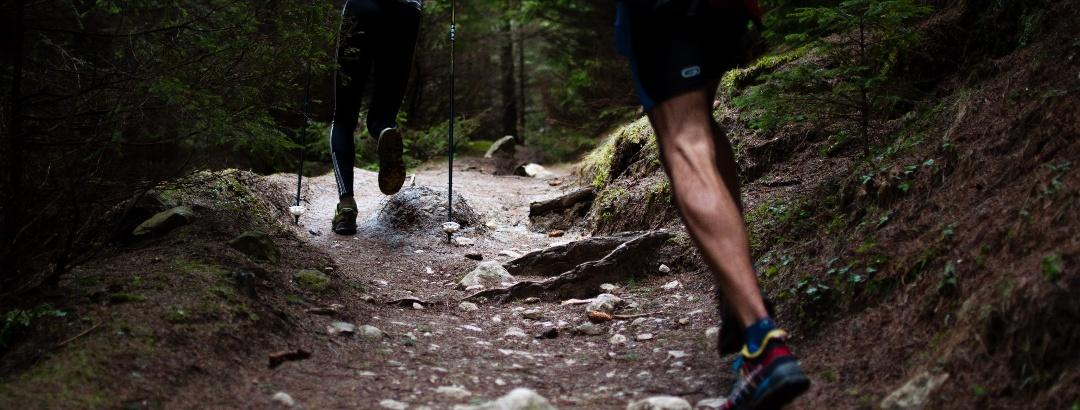 Alergare în Munții Piatra Craiului, Romania
